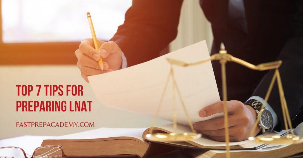 Top 7 tips for Preparing LNAT