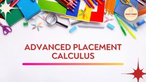 Advanced Placement Calculus - Fast Prep Academy